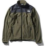 マウンテンバーサマイクロジャケット Mountain Versa Micro Jacket NL71904 (NT)ニュートープ Lサイズ [アウトドア フリース メンズ]