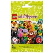 71025 [レゴ LEGO Minifigures レゴ ミニフィギュア シリーズ19]