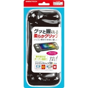 SWF2148 [SwitchLite用 シリコングリップSW Lite ブラック]