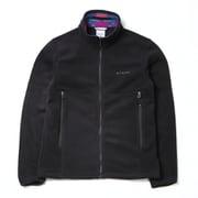 バックアイスプリングスジャケット PM1664 (010)Black Lサイズ [アウトドア フリース メンズ]