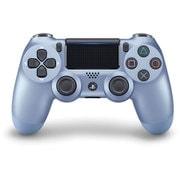 プレイステーション4 ワイヤレスコントローラー DualShock 4 チタン・ブルー [CUH-ZCT2J28]