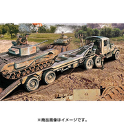 X2301V スキャメル パイオニア戦車運搬車 [1/76スケール プラモデル]
