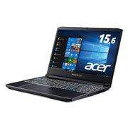 PH315-52-A78U6T [Corei7-9750H/GTX1660Ti/8GB/256GB SSD/ドライブなし/15.6型/Windows10Home/アビサルブラック]