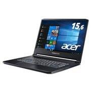 PT515-51-A76Y8 [Corei7-9750H/GTX2080/16GB/512GB SSD/ドライブなし/15.6型/Windows10Home/アビサルブラック]