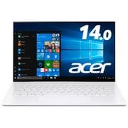 SF714-52T-A76Y/W [Core i7-8500Y/16GB/516GB SSD/ドライブなし/14.0型/Windows 10 Home/ムーンストーンホワイト]