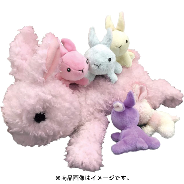 夢ペット 産んじゃったシリーズ ウサギ産んじゃった! [対象年齢:3歳~]