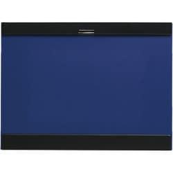 5077アオ [クリップボード マグフラップ A3 タテ型 青]
