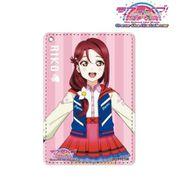 ラブライブ!サンシャイン!! The School Idol Movie Over the Rainbow 桜内梨子 パスケース [キャラクターグッズ]