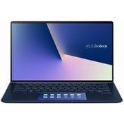 UX434FL-A6002T [ZenBook 14/14型/i5/8GB/MX250/SSD512GB/Win10Home/WPSOffice/ScreenPad/ロイヤルブルー]