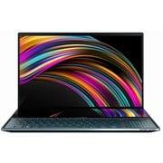 UX581GV-9750 [ZenbookPro Duo/15.6型/i7/32GB/RTX 2060/SSD512GB/Win10Home/セレスティアルブルー]