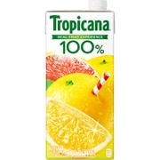トロピカーナ 100% グレープフルーツ LLスリム 1000ml×6本