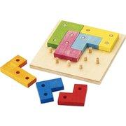 MT1201 タングラムパズル [対象年齢:5歳~]