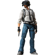 PLAYERUNKNOWN'S BATTLEGROUNDS figma The Lone Survivor [ノンスケール 塗装済み可動フィギュア 全高約150mm]