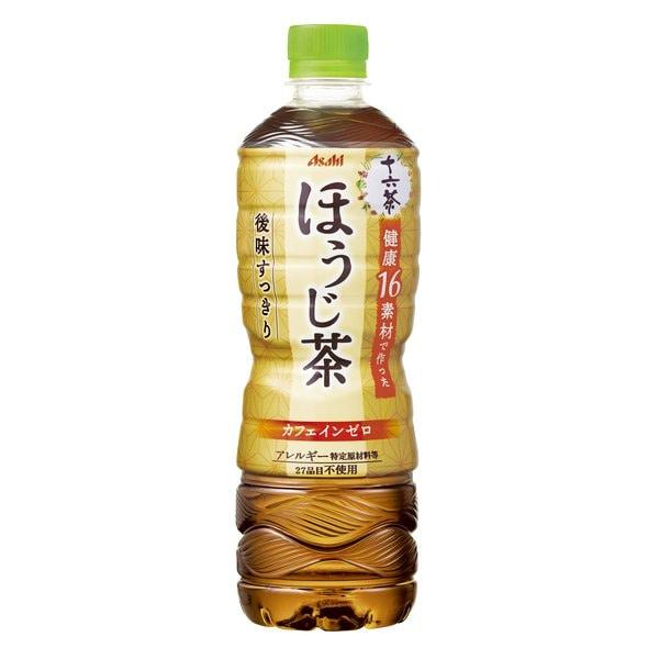 季節品 十六茶ほうじ茶 630ml×24本