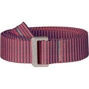 Striped Webbing Belt W 77394 319-0 X [アウトドア 小物]