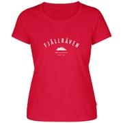 Trekking Equipment T-shirt W 89617 314_Coral Lサイズ [アウトドア カットソー レディース]