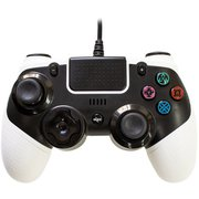 ANS-H110WB [PS4/PS3/Switch/PC/Android用 マルチコントローラ ホワイト/ブラック]