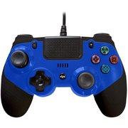 ANS-H110BB [PS4/PS3/Switch/PC/Android用 マルチコントローラ ブルー/ブラック]