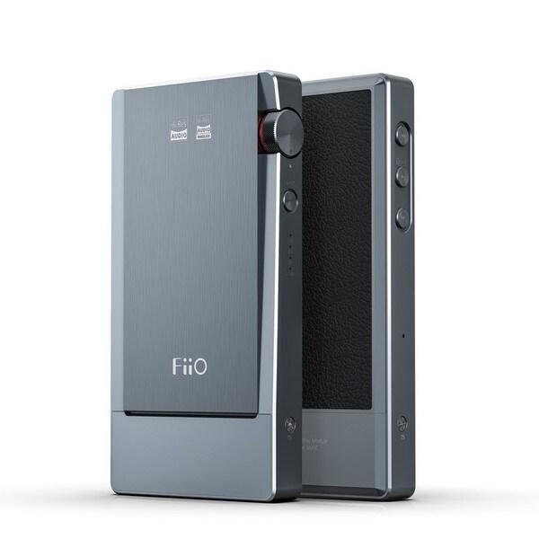 FIO-Q5S-AM3E Q5s with AM3E [DAC内蔵ヘッドフォンアンプ]