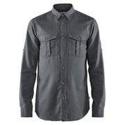 Ovik Travel Shirt LS M 82999 42_Dusk XS [アウトドア シャツ]