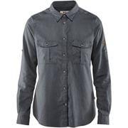 Ovik Travel Shirt LS W 89843 42_Dusk M [アウトドア シャツ]