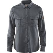 Ovik Travel Shirt LS W 89843 42_Dusk XS [アウトドア シャツ]