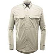 サロ ロングスリーブ シャツ Salo LS Shirt Men 603825 3C5_Lichen Mサイズ [アウトドア シャツ メンズ]