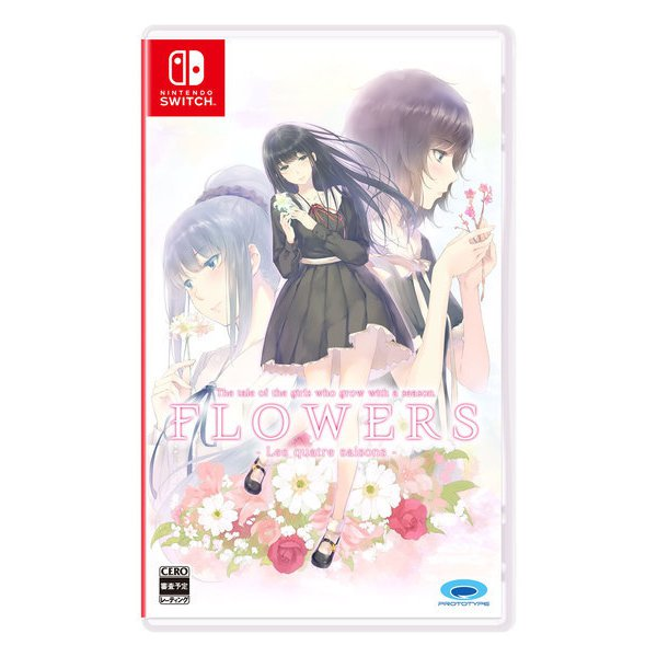 FLOWERS 四季 [Nintendo Switchソフト]