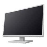 LCD-CF241EDW [USB Type-C搭載23.8型ワイド液晶 白 5年保証]