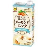 毎日おいしい ローストアーモンドミルク 砂糖不使用 1L×6本