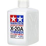 81040 アクリル塗料 溶剤 特大 250ml