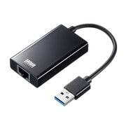 USB-CVLAN3BK [USB3.1-LAN変換アダプタ(USBハブポート付・ブラック)]