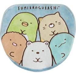 すみっコぐらし トイレマット カバー KF96501 [キャラクターグッズ]