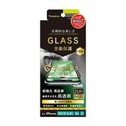 TR-IP19S-GM3-GOCCBK [iPhone 11 Pro/XS/X シームレスゴリラガラス ブラック]