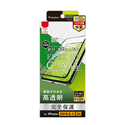 TR-IP19M-G3-CCBK [iPhone 11/XR FLEX 3D 複合フレームガラス ブラック]