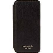 KSIPH-144-BLK [iPhone 11 Pro Max Inlay Folio black pu]
