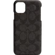CIPH-017-SCBLK [iPhone 11 SLIM WRAP CASE SIGNATURE C WRAP Black]