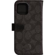 CIPH-019-SCBLK [iPhone 11 Pro WALLET CASE SIGNATURE C FOLIO Black]