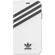 36541 [iPhone 11 OR Booklet Case SAMBA FW19 white/black]