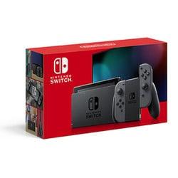 Nintendo Switch Joy-Con(L)/(R)グレー バッテリー持続時間が長くなった新モデル [Nintendo Switch本体]