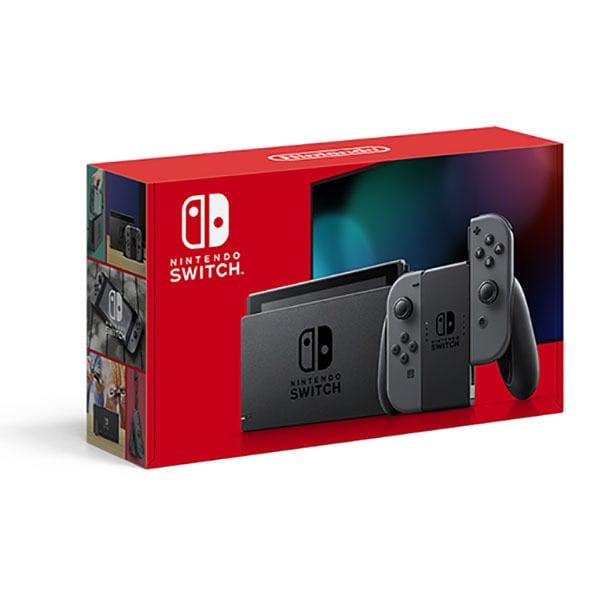 Nintendo Switch Joy-Con(L)/(R)グレー [Nintendo Switch本体]