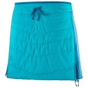 DRIFTER MID SKIRT W LC1146700 TILE BLUE/LYONS BLUE Sサイズ [アウトドア スカート レディース]