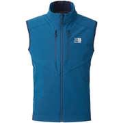 quest softshell vest 100718 Navy M [アウトドア ベスト ユニセックス]