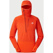 cozy PG hoodie 100719 Orange Lサイズ [アウトドア フリース メンズ]