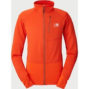 cozy PG jkt 100720 Orange Mサイズ [アウトドア フリース メンズ]