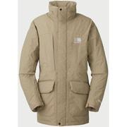 global down coat 245013 Beige Mサイズ [アウトドア ダウンコート メンズ]