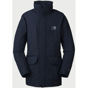 global down coat 3D09MAI1 Navy Mサイズ [アウトドア ダウンコート メンズ]