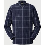 kilda L/S shirts 245715 Navy XLサイズ [アウトドア シャツ メンズ]
