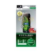 LP-I7SFGDM [iPhone 8/7/6s/6 ガラスフィルム GLASS PREMIUM FILM ドラゴントレイル スタンダード 反射防止]