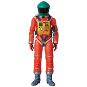 MAFEX SPACE SUIT GREEN HELMET & ORANGE SUIT Ver. [塗装済み可動フィギュア 全高約160mm]